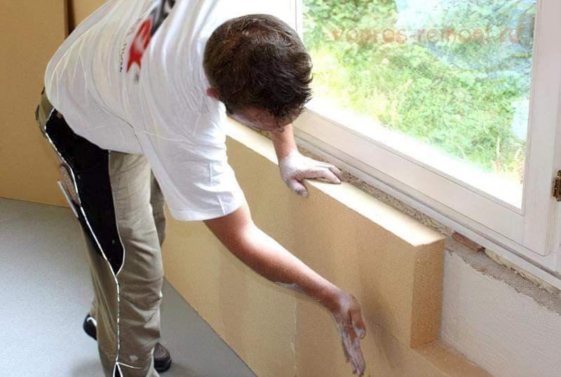 Утеплення стін пінопластом: вибір матеріалів та способу, розрахунок, монтаж, кріплення 9