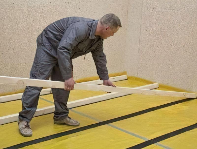 Як зробити шумоізоляцію стін, стелі та підлоги? 4