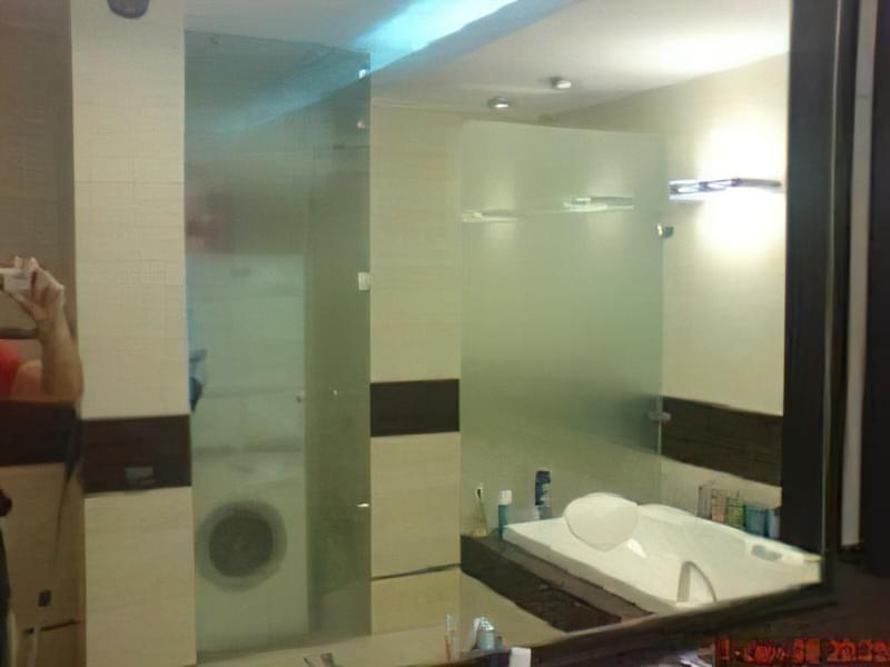 Перегородки для ванної
