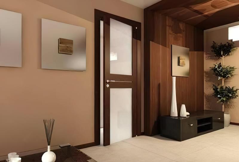 міжкімнатні двері вибрати