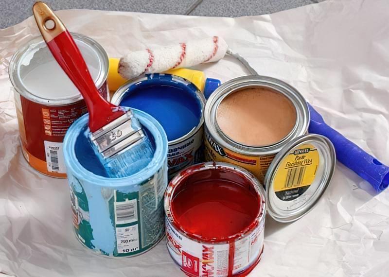 Вибір фарби і способу нанесення