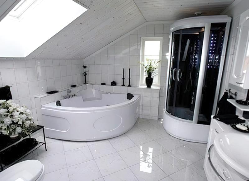 облашутвання ванної 2