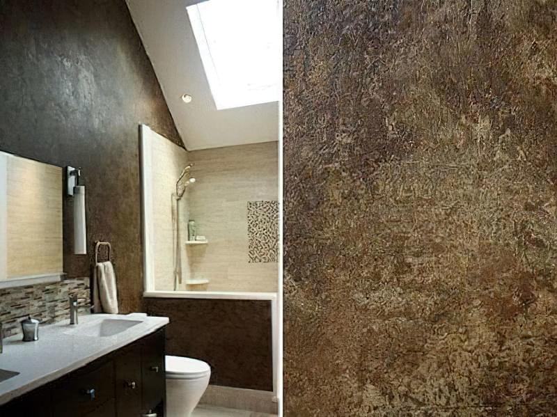 обробка стін в ванній 11