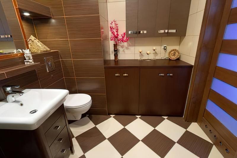 Дизайн суміщеного санвузла з ванною 2
