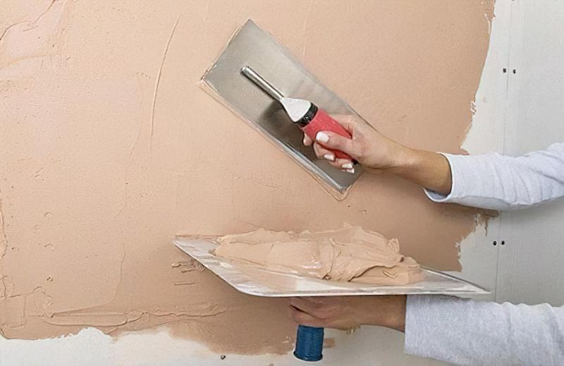 підготовка стін