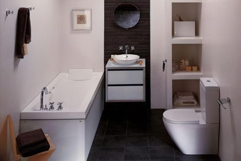 Дизайн суміщеного санвузла з ванною 3