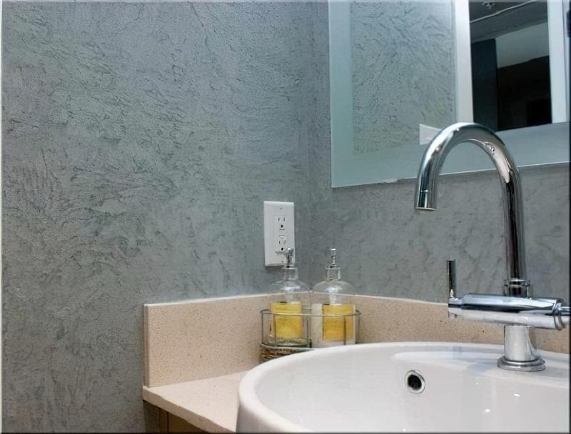 обробка стін в ванній 1