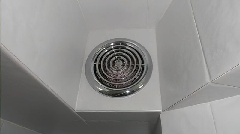 вентиляція в ванній