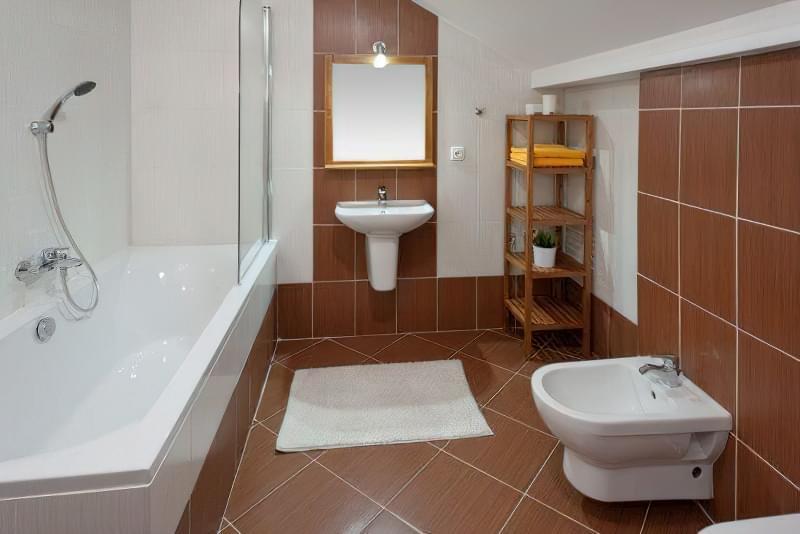 Дизайн суміщеного санвузла з ванною 4