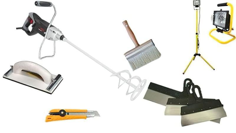 Необхідні матеріали та інструменти
