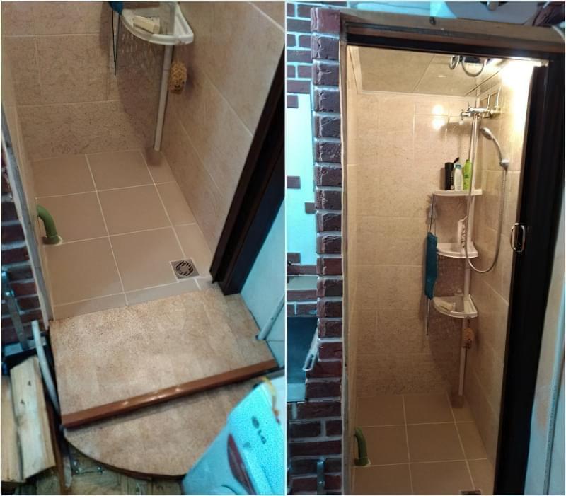 Як зробити душову кабіну своїми руками 1
