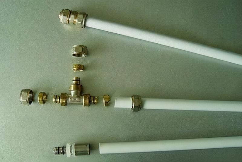 Металопластикові труби