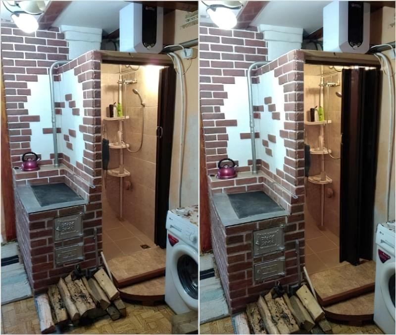 Як зробити душову кабіну своїми руками