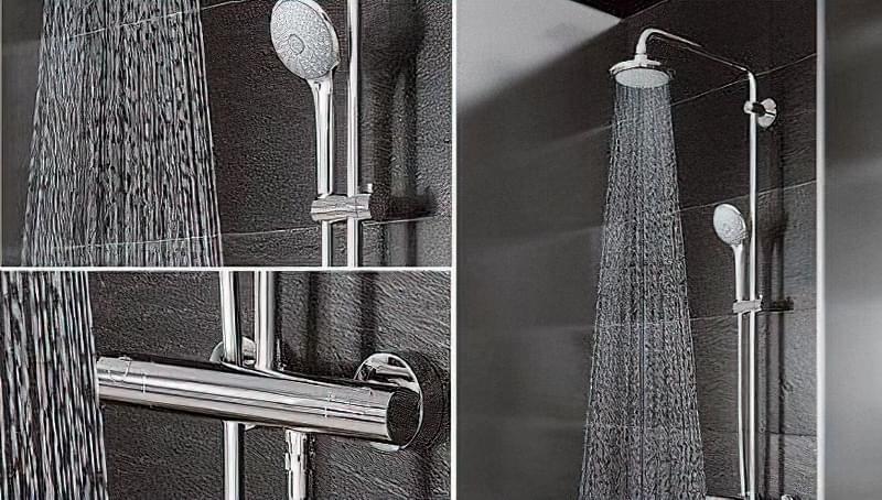 душова стійка