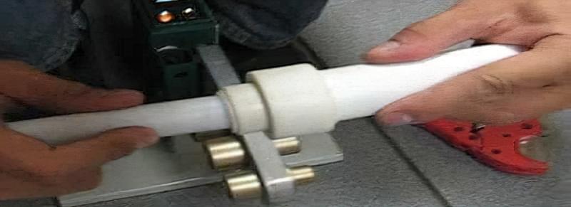 Пайка поліпропіленових труб 7