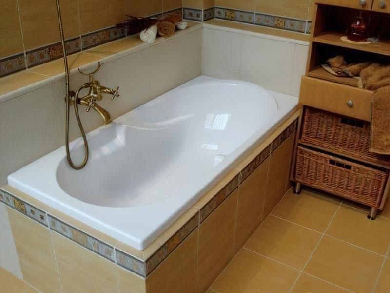 як встановити ванну3