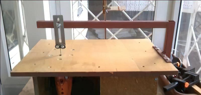 Стіл для електролобзика 101