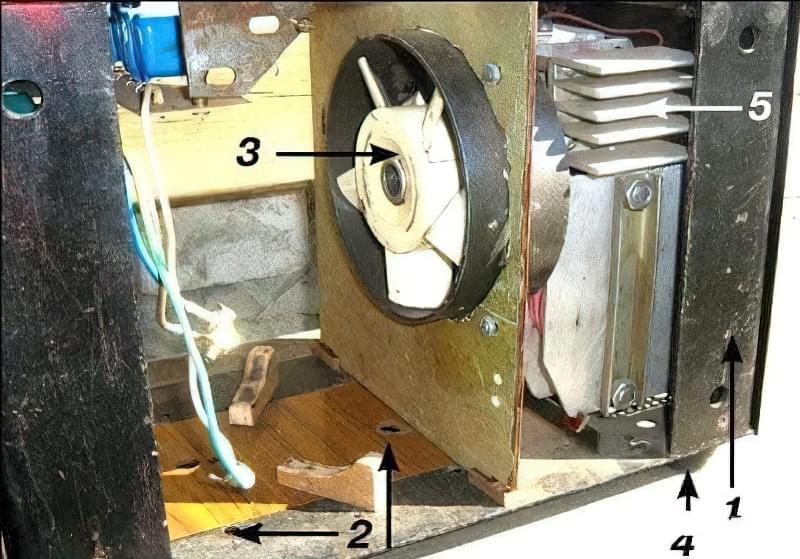 Зварювальний апарат своїми руками з підручних матеріалів1