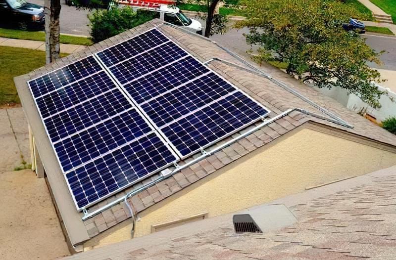 Сонячні батареї 2