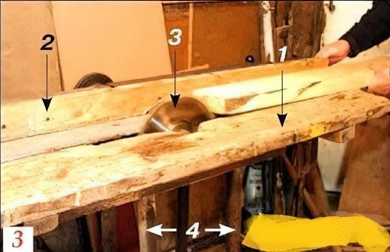 Багатофункціональний деревообробні верстат для дому 3