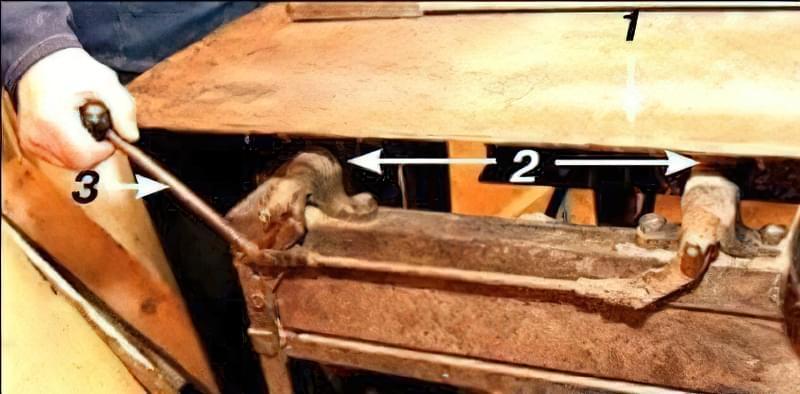 Багатофункціональний деревообробні верстат для дому 2