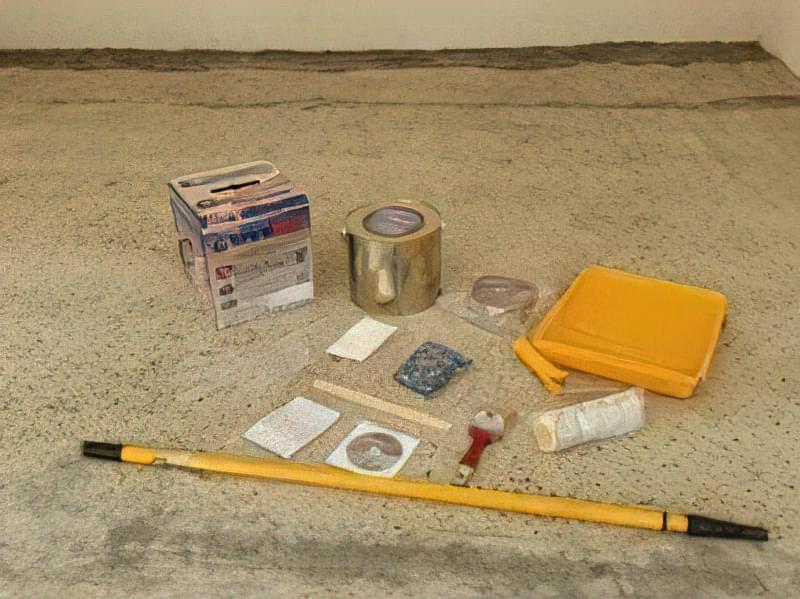Епоксидне покриття підлоги