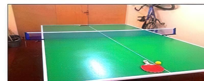 стіл для тенісу схема