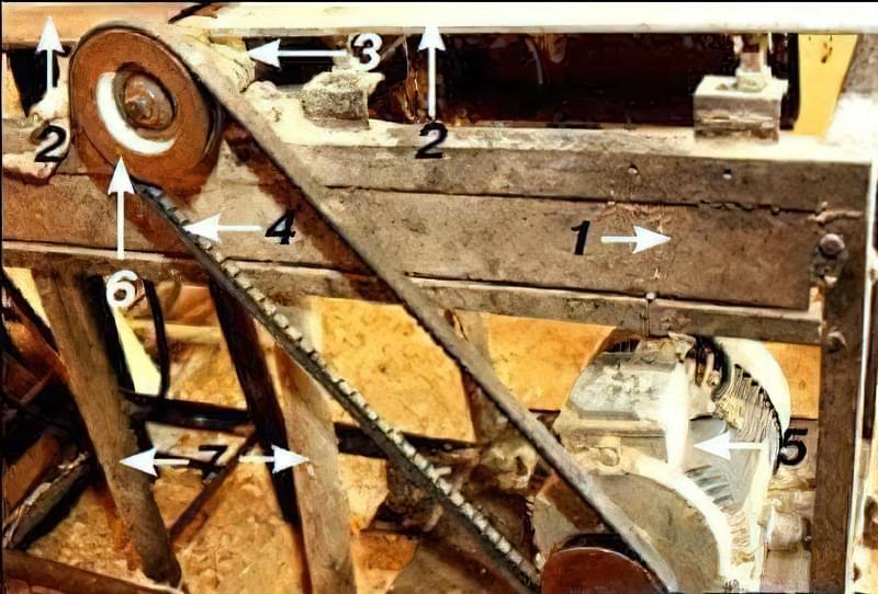 Багатофункціональний деревообробні верстат для дому 12