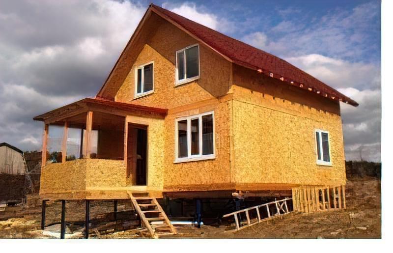 Будинки швидкого спорудження: технології та їх особливості 30