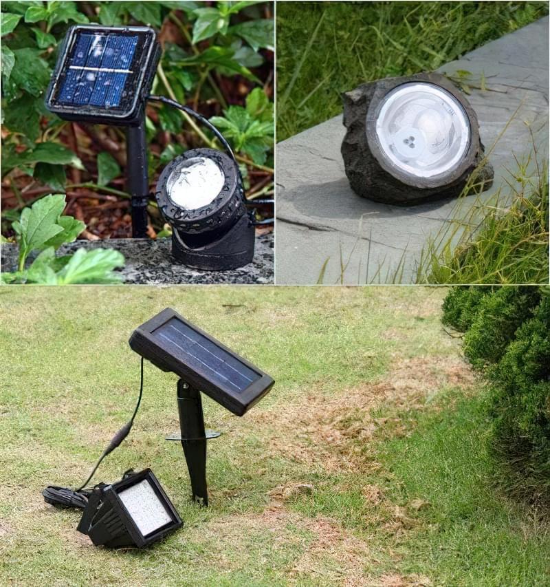 Умови експлуатації автономних світильників