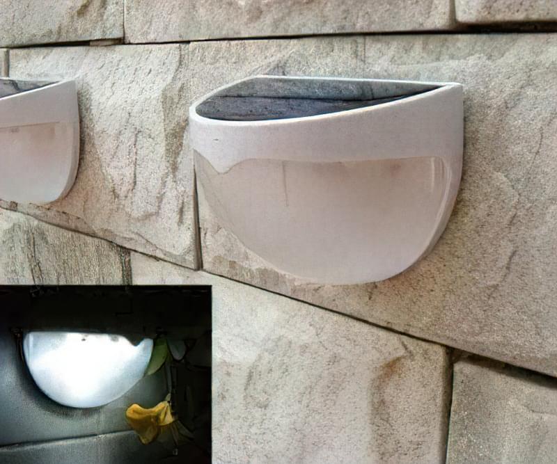 Вуличні ліхтарі та світильники на сонячних батареях - автономне освітлення для дачі 10