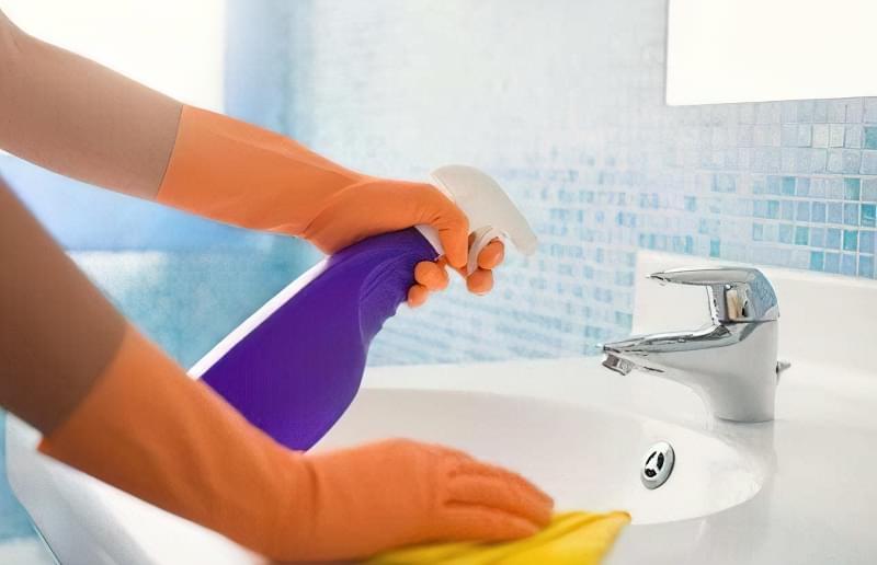 як позбутися від комах в ванній