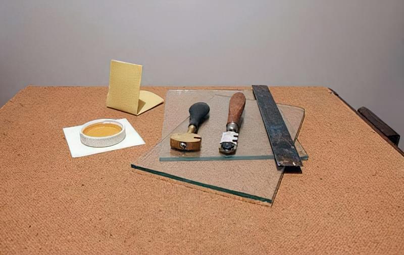 інструменти для нарізки скла