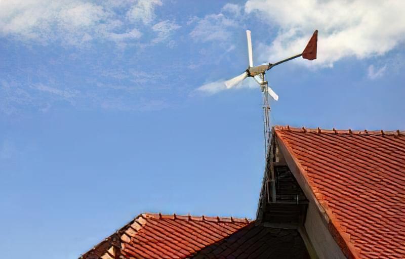Вітрогенератори для дому: види, приблизні ціни, виготовлення своїми руками 24