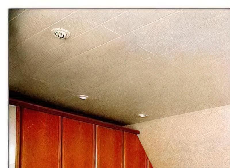 Облицювання стелі і стін дерев'яними панелями 34