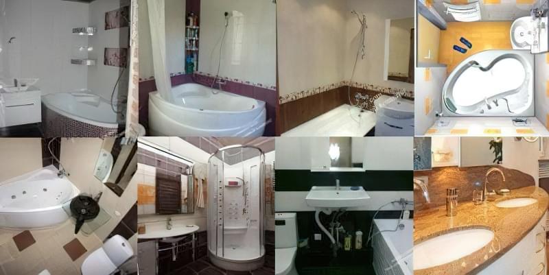 ванна 5 квм