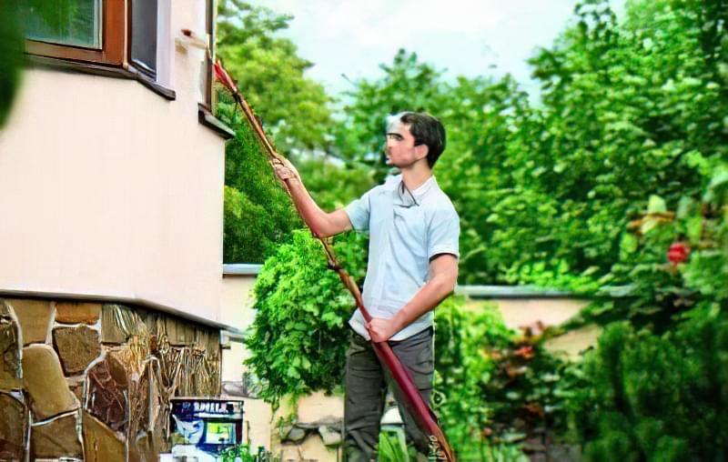 Фасадні фарби для зовнішніх робіт: види, характеристики, виробники і ціни 1