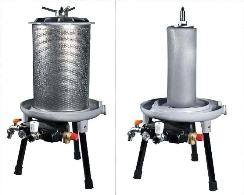 Гідропрес Гриф - підключив до водопроводу і готово