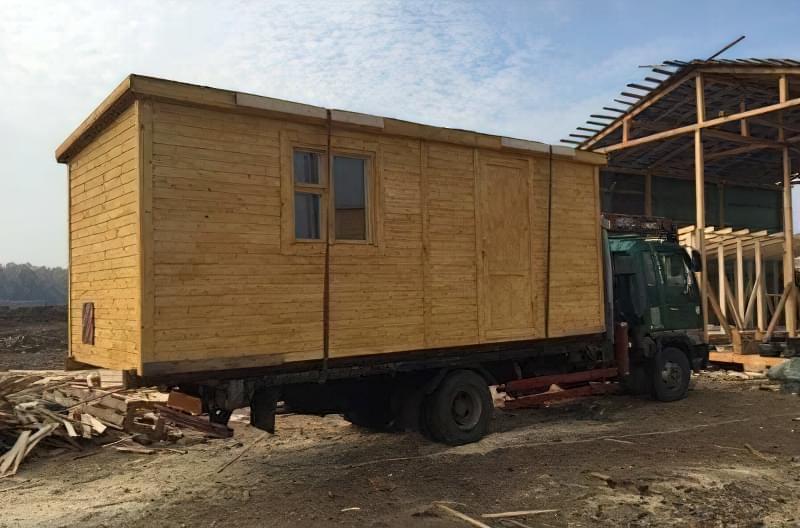 Укладення договору на будівництво будинку