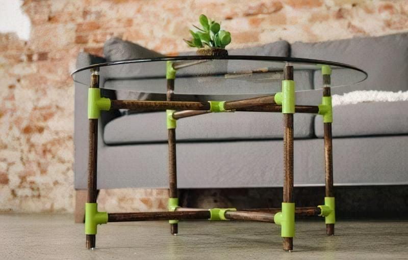 стіл з труби