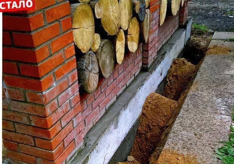 ремонт фундаменту-стало