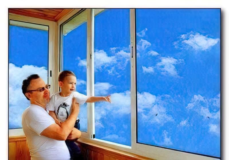 Як утеплити балкон своїми руками 7
