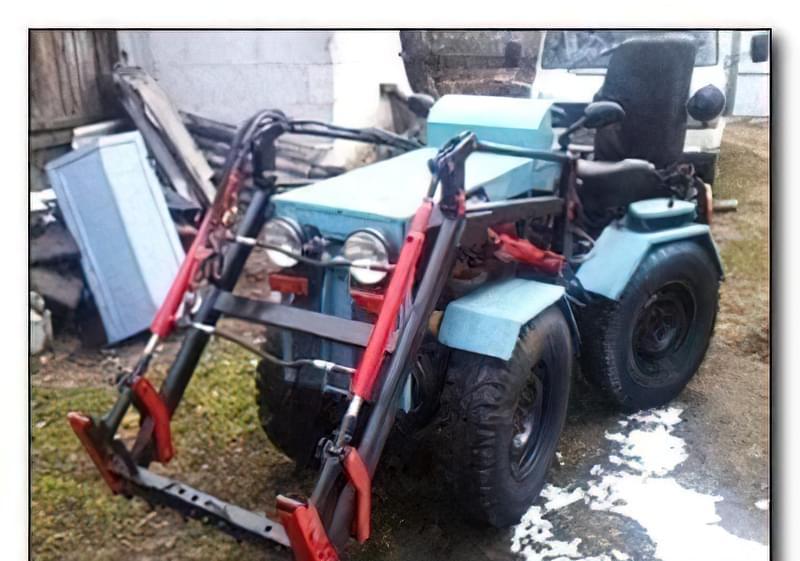 Міні трактор для домашнього господарства 13