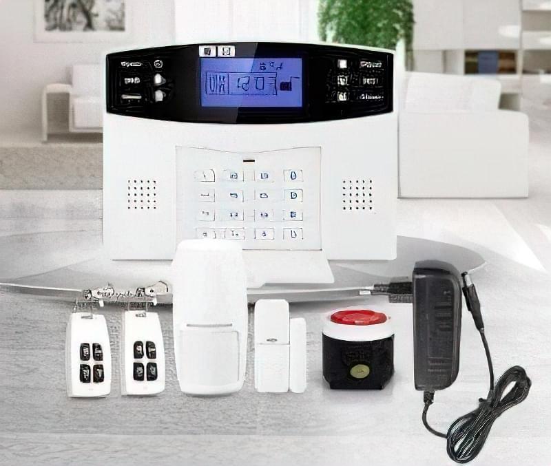 Системи GSM сигналізації 65