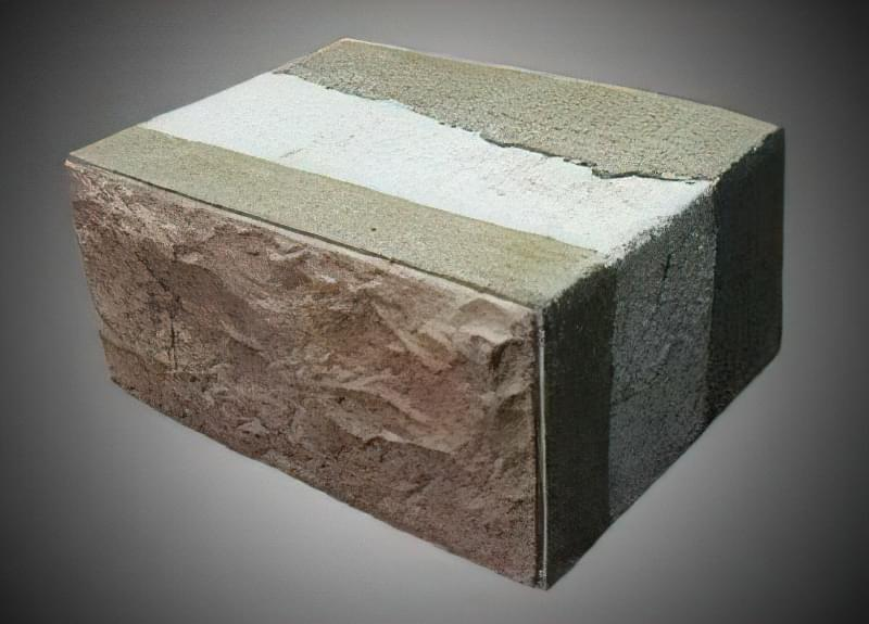 Теплоблок - тришаровий теплоефективний блок 62