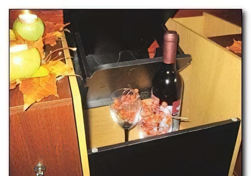 Шафа для зберігання напоїв 11