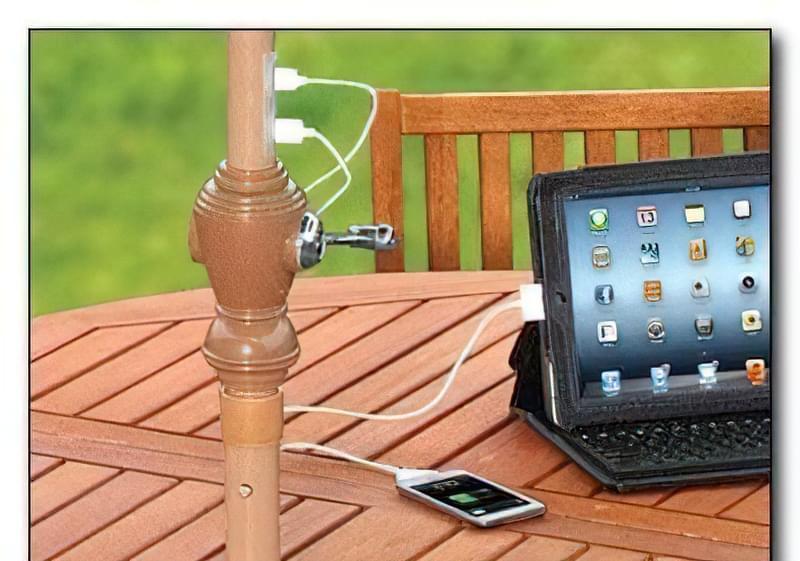 Автономний зарядний пристрій для мобільного 14