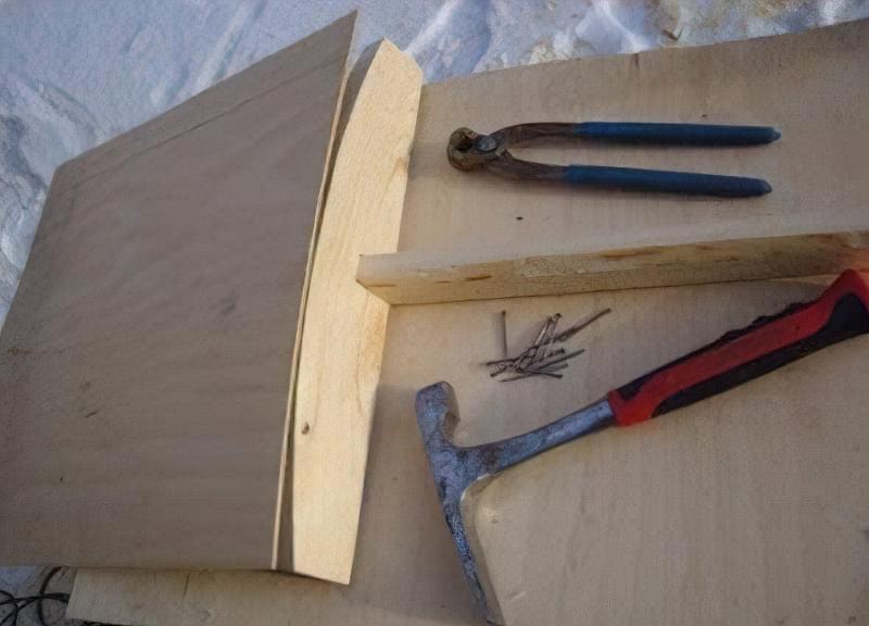 Лопата для збирання снігу: вибираємо і купуємо або робимо своїми руками 11