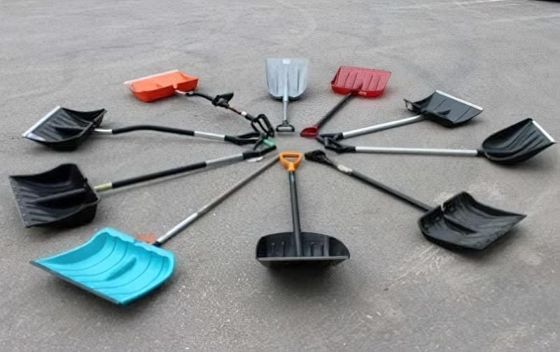 Лопата для збирання снігу: вибираємо і купуємо або робимо своїми руками 7