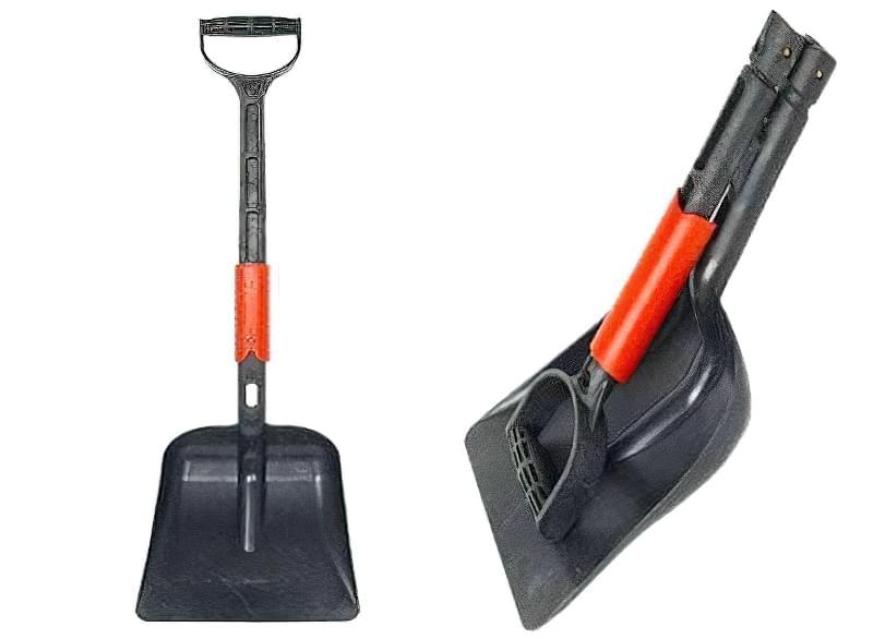 Складна автомобільна лопата